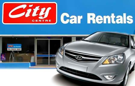 Car Hire Perth City Centre