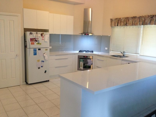 Renovated Kitchen Blackburn