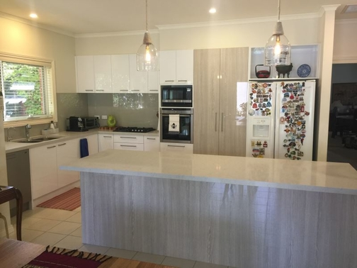 Renovated Kitchen Balwyn